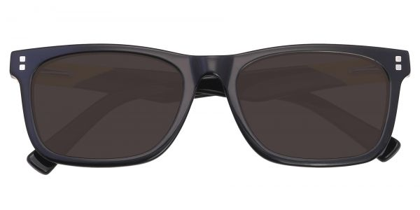 Liberty Rectangle Women's Prescription Sunglasses