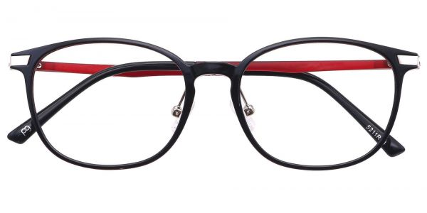 Walker Oval eyeglasses