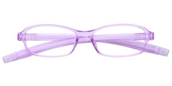 Zipper Rectangle eyeglasses