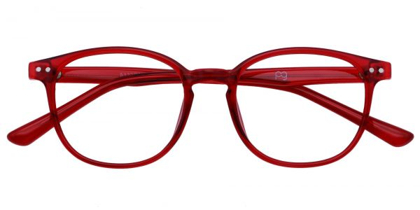 Holstein Oval Eyeglasses For Women