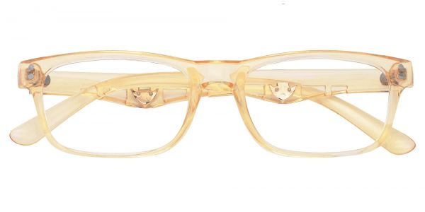 Aura Rectangle eyeglasses