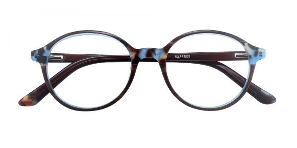 Bellamy Oval eyeglasses