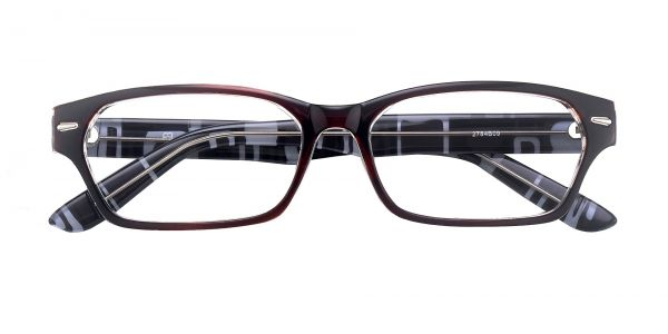 Wagner Rectangle eyeglasses