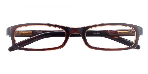 Palmer Rectangle eyeglasses