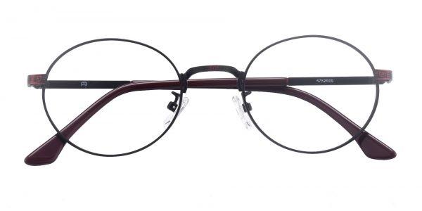 Tristan Round eyeglasses