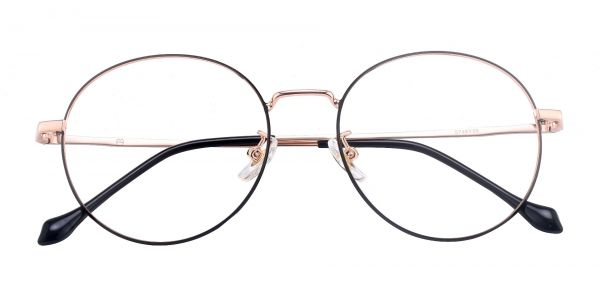 Silas Round eyeglasses