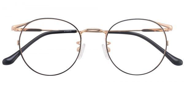 Crane Round eyeglasses