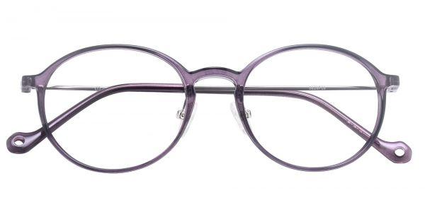 Blythe Round eyeglasses