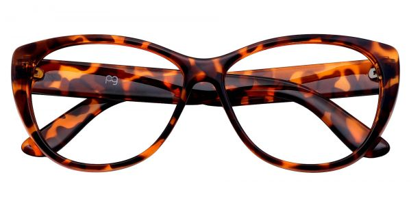 Lynn Cat-Eye eyeglasses