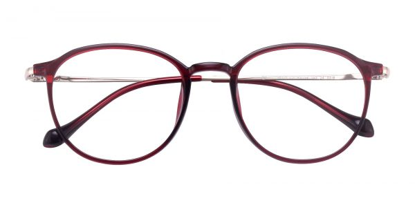 Olson Oval eyeglasses