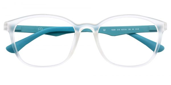 Hillman Rectangle eyeglasses