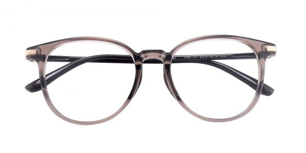 Arlo Oval Eyeglasses For Men