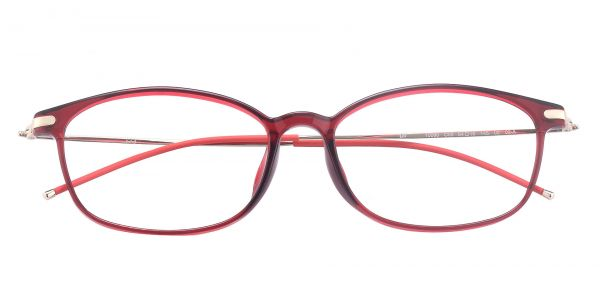 Decker Oval eyeglasses