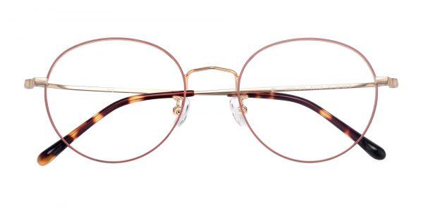 Spade Round eyeglasses