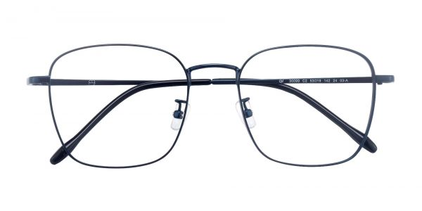 Frey Classic Square Eyeglasses For Women