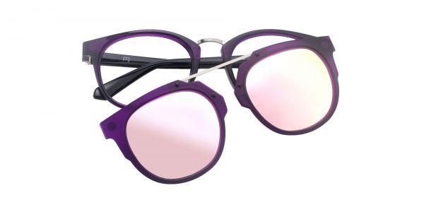 Amani Oval eyeglasses