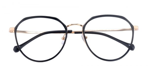 Yorke Geometric Eyeglasses For Women