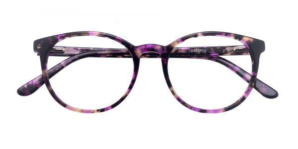 Driver Round eyeglasses