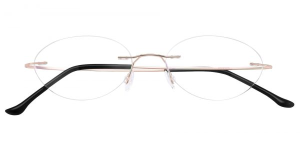 Doris Rimless Eyeglasses For Women