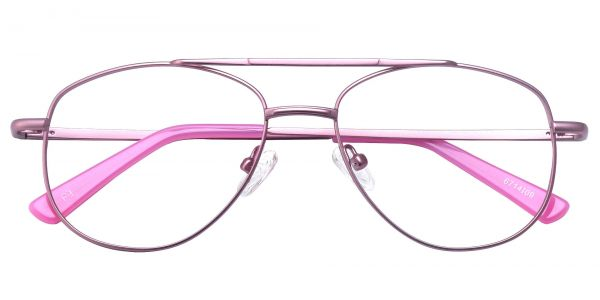Dwight Aviator Eyeglasses For Women