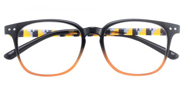 Ravine Oval Eyeglasses For Men