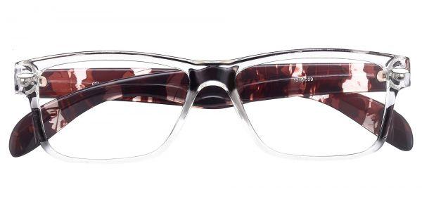 Tate Rectangle eyeglasses
