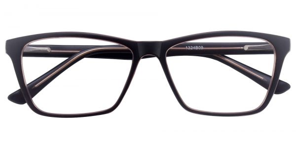 Dawson Rectangle eyeglasses