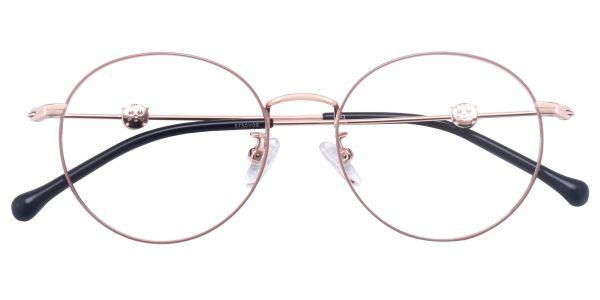 Kitty Round eyeglasses