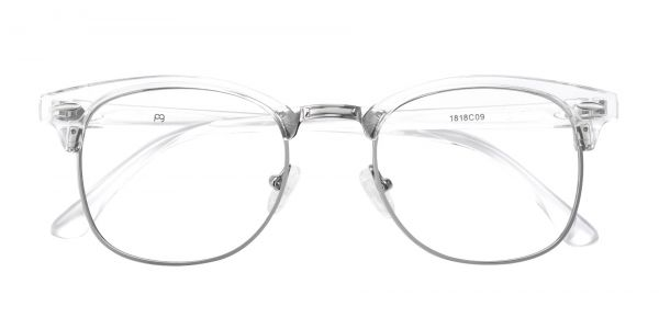 Salvatore Browline Eyeglasses For Women