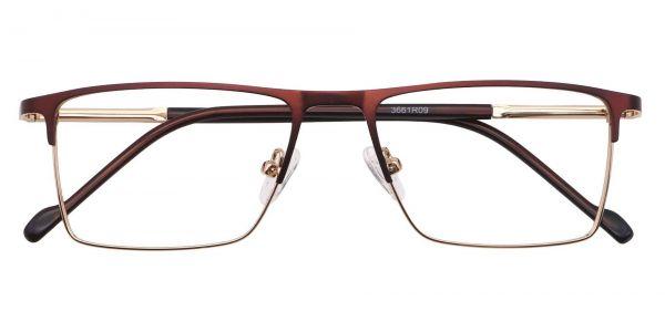 Arnold Rectangle eyeglasses