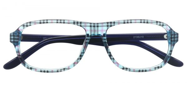Barry Square eyeglasses