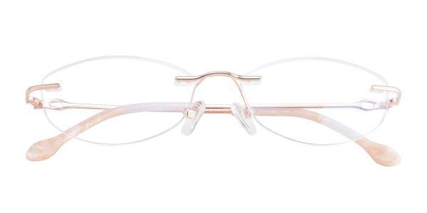 Lasso Rimless eyeglasses