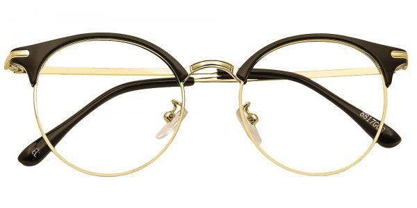 Izzie Browline eyeglasses