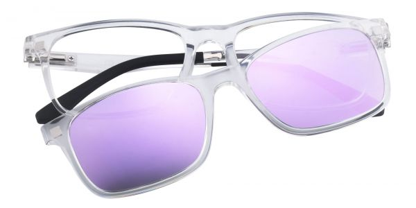 Flash Rectangle eyeglasses