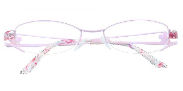 Sandra Oval eyeglasses