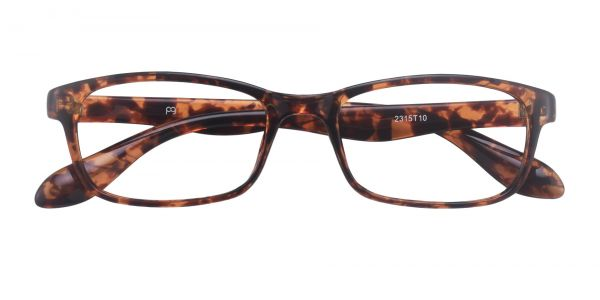 Amos Rectangle eyeglasses
