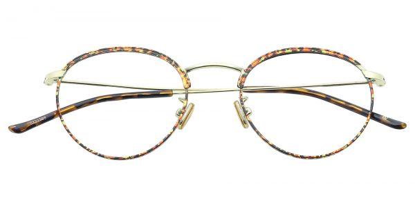 Cooper Oval eyeglasses