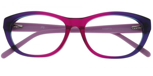 Prue Cat Eye eyeglasses