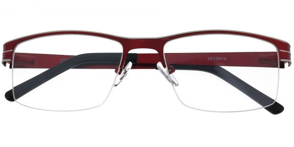 March Rectangle eyeglasses