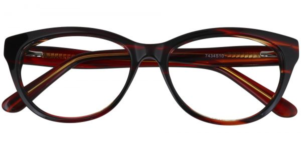Brook Cat Eye eyeglasses