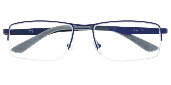 Delaware Rectangle eyeglasses