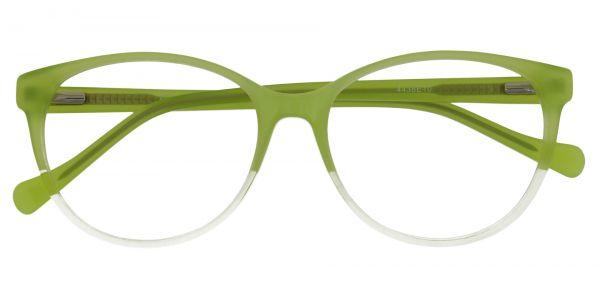 Genovia Oval eyeglasses