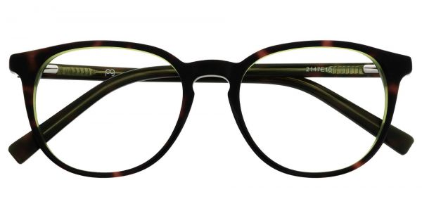 Dunbar Oval eyeglasses