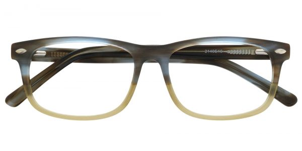 Gomez Rectangle eyeglasses