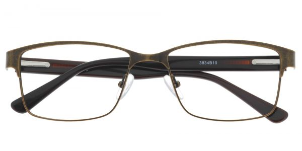 Bishop Rectangle eyeglasses