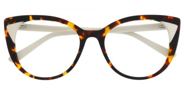 Juniper Oversized Cat Eye eyeglasses
