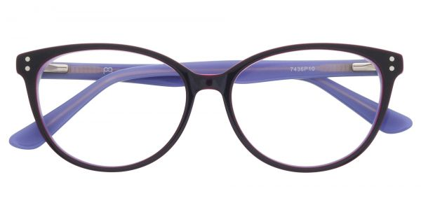 Valentina Cat Eye eyeglasses
