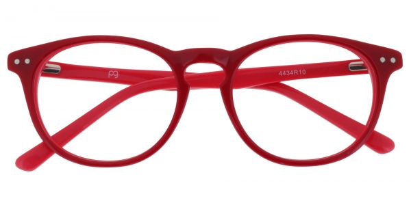 Beagle Oval eyeglasses