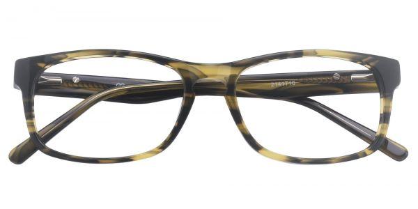 James Rectangle eyeglasses