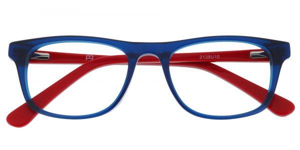Future Rectangle eyeglasses